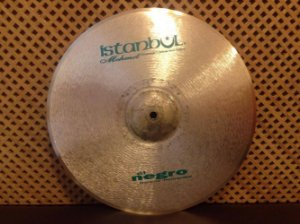 "CRASH 15"" SIGNATURE HORACIO EL NEGRO"