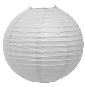 Luminária Japonesa Branca - 40 cm