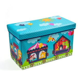 Baú Kids Party - 59x29,5x35 cm - 1 Unidade