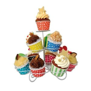 Porta Cupcake Branco - 13 lugares