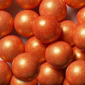 Chiclete Gumballs Laranja Perolizado - 1 Pacote