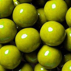 Chiclete Gumballs Verde Limão - 1 Pacote