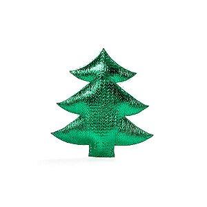 Aplique Árvore de Natal - Pacote com 10 unidades