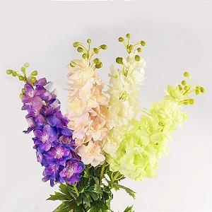 Flor Goivo Artificial - 78cm