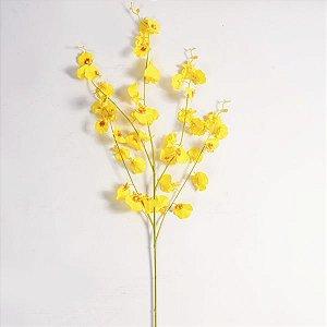 Flor Chuva de Ouro Artificial - 80cm
