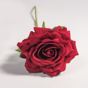 Rosa Grande Artificial - 74cm