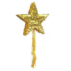 Pinhata Estrela Gold - 44 cm - 1 Unidade