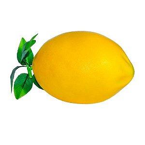 Limão Decorativo -21 cm - 1 Unidade