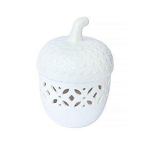 Lanterna Noz Branca  - 13,5 cm - 1 Unidade