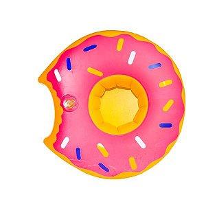 Bóia para Copo Donuts - 20 cm - 1 Unidade
