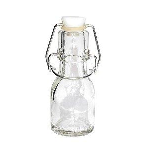 Garrafinha de Vidro Milk - 200 ml - 1 Unidade