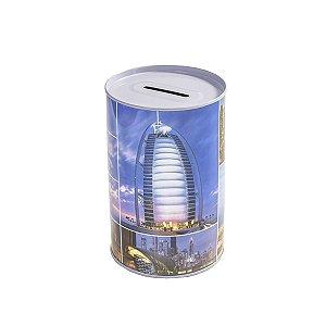 Cofrinho Dubai - 12,5 cm -  Kit com 2 Unidade