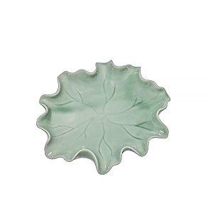 Folha Cerâmica - 15 x 13 cm - 1 Unidade