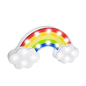 Arco-Íris Luminoso Led - 30 cm - 1 Unidade