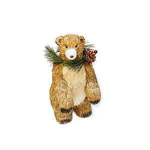 Urso Decorativo - 1 Unidade