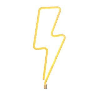 Luminária Neon Raio - 1 Unidade