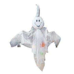 Fantasma Tule Decorativo - 1 Unidade