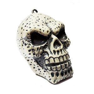 Cara de Caveira Halloween - 1 Unidade