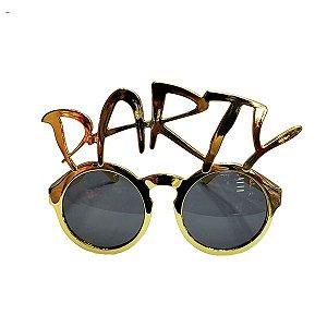 Óculos de Plástico Let's Party - 1 Unidade