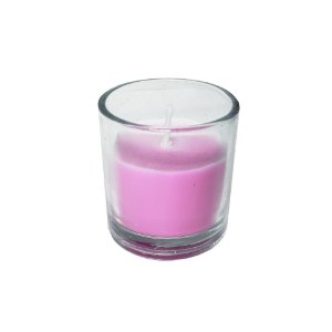 Kit de Velas Good Time Rosa -  Caixa com 12 unidades