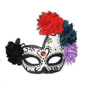 Máscara de Plástico Coco - 1 Unidade