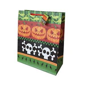 Sacola Halloween - 12 Unidades