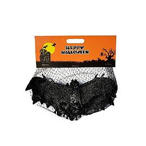 Morcego Decorativo Halloween - 1 Unidade