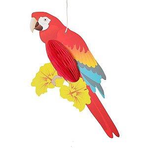 Pêndulo de Papel Birds - 3 Unidades