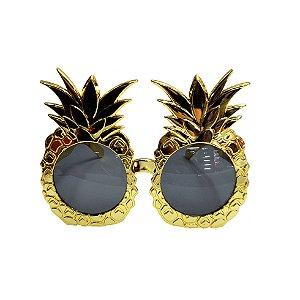 Óculos de Plástico Abacaxi  Shine - 1 Unidade