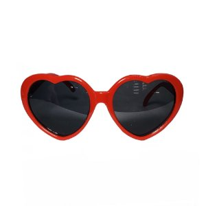 Óculos de Plástico In Love - 1 Unidade