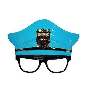 Óculos de Plástico Cop - 1 Unidade