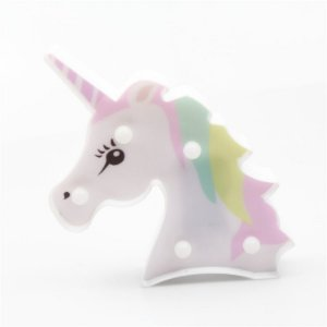 LUMINARIA LED UNICORNIO SWEET - 22x12cm