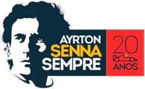 Adesivos Decorativos Coleção Airton Senna