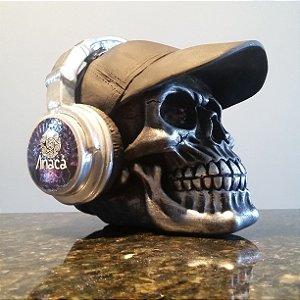 Caveira DJ Personalizada