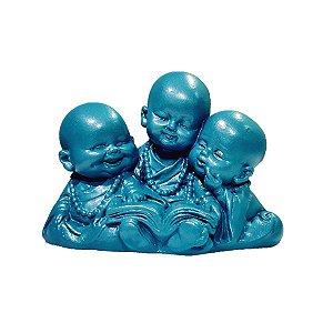 Trio Zen Cult Azul Perolizado