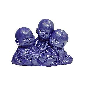 Trio Zen Cult Violeta Perolizado