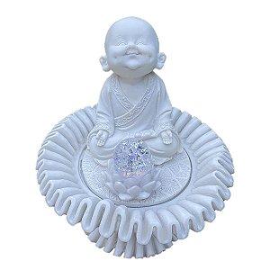 Fonte Buda Smile Seashel Lótus
