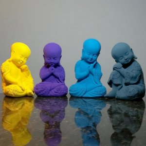 Quarteto Buda Fantástico