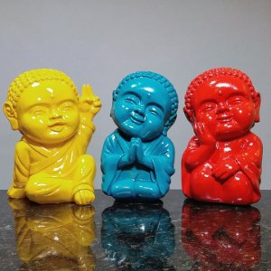 Trio Zen Colors Bright