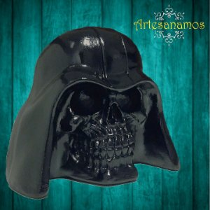 Caveira Star Wars Darth  Vader