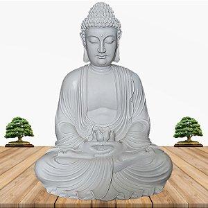 Big Buda Zen Marmorite 55 Cm