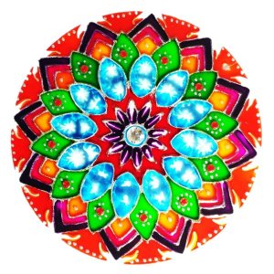 Mandala Dynamic Colors
