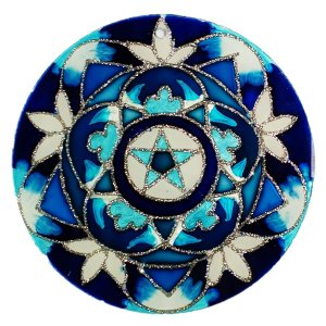 Mandala Blue Star