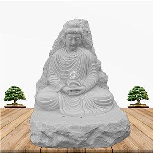 Fonte Buda Pedra Marmorite 55 cm 110V