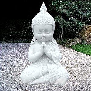 Buda Nino Rezador Marmorite