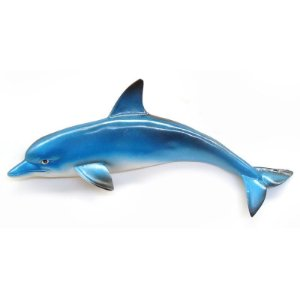 Golfinho Decorativo de Parede