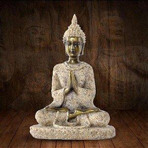 Buda Thay Little Arenito Oração