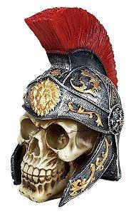 Caveira Soldado Romano