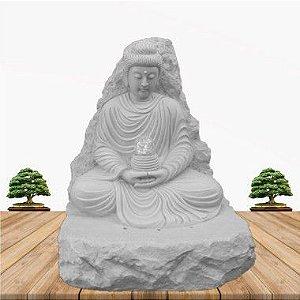 Fonte Buda Pedra Marmorite 55 cm 220V