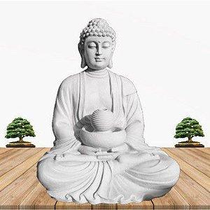 Fonte Buda Zen Marmorite 85 cm 220V